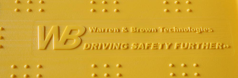 The new first choice in civil safety products – Warren & Brown Safety